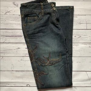 Women's Embelished Jeans - Brand Armour Jeans